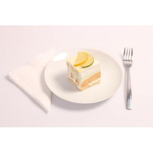 Citrom tortaszelet