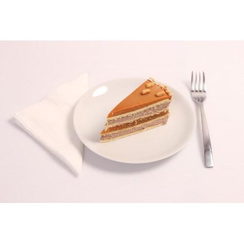 Francia mogyoró tortaszelet